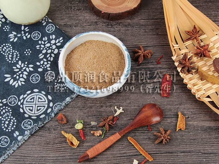 顶润食品教你正确使用味精的方法